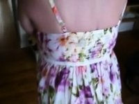 squirtys sundress video on StupidCams