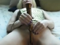 Inside The Pink With A Sex Tool video on StupidCams