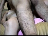 wife first anotherguy present by husband video on StupidCams