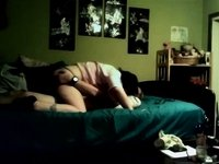 softcore cuddling lovers video on StupidCams