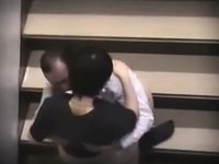 stairwell fuck (Japan) video on StupidCams