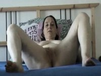 Exotic Darksome Brown Craves Every Knob Inside Her video on StupidCams
