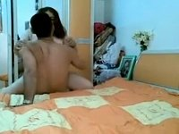 Fat ass Indian wife in action at Porn Yeah video on StupidCams