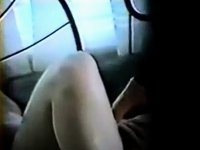 Busted my sister fucking herself video on StupidCams