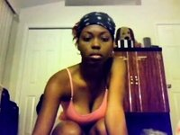 Tight amateur ebony slut stripping video video on StupidCams