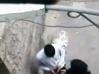 Arab Hijab Housewife Caught Whoring - Voyeur video on StupidCams