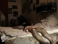 Real non-professional couple sextape video on StupidCams