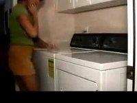 Washing Machine Fuck Cycles video on StupidCams