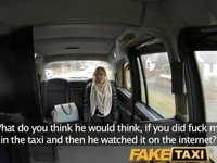 FakeTaxi Woman fucks on cam for boyfriend to watch video on StupidCams