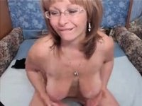 granny with big love muffins video on StupidCams