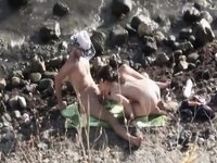 Sex in the woods is the superlatively worthwhile video on StupidCams