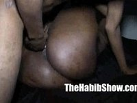 ghetto hood luving banged amateur p2 video on StupidCams