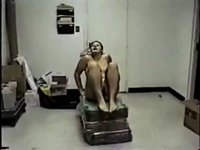 sex at work part one video on StupidCams