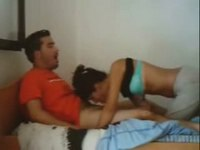 Rod in mouth pleases gal video on StupidCams