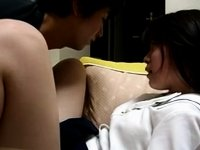 Mika, story of a Japanese amateur clip 2 video on StupidCams