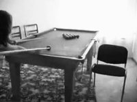 Pool room not so private after all video on StupidCams