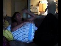 webcam amateur teen lesbians fuck video on StupidCams