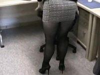 Sexy Legs - Christine video on StupidCams