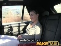 FakeTaxi Black haired babe loves taxi driver cock video on StupidCams