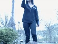 webcam amateur public EIFFEL TOWER PARIS flash video on StupidCams