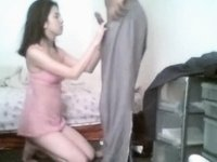Nice-Looking Filipina non-professional angel drilled hard video on StupidCams