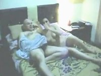 Old boy enticed his step-daughter video on StupidCams