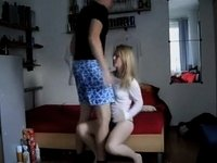 College Afternoon Romp video on StupidCams