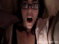 Webcam Girl Amateur Masturbation video on StupidCams