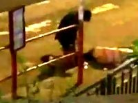 Polytechnic University Of HongKong Public Scandal Part 1 video on StupidCams