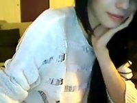 Cute Redhead With Long Socks video on StupidCams