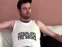 Amateur spunky bear show video on StupidCams