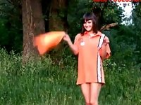 Natural Amour Teen Fan Funs Collected video on StupidCams