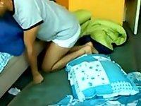 university belt boarding house sex scandal video on StupidCams
