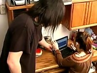 some girls just need a little incentive like a good spanking to get mo video on StupidCams