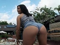 Big juicy young ass video on StupidCams