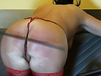 caning and fucking video on StupidCams