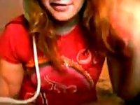 Teen Orgasm video on StupidCams