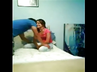 amateur couple video on StupidCams