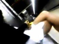 metro nice legs video on StupidCams