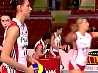poland volley butt video on StupidCams