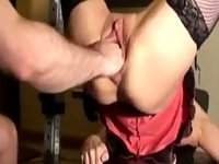 Fierce Fist Fucking For Her Insatiable Vagina video on StupidCams