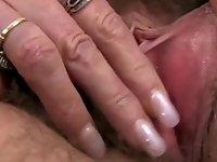 Leela-Chase # Hairy MILF Close-Up video on StupidCams