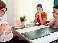 Marina And Marina video on StupidCams
