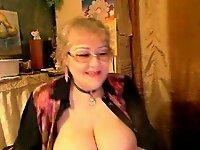 Webcam granny Lelaniy tits show video on StupidCams