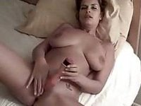 yummy stacked doll masturbates in front of cam video on StupidCams