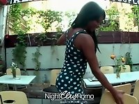 Sexy Black Teen Gets Fucked video on StupidCams
