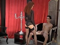 Can't resist the pleasure video on StupidCams