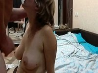 Blind Folded Fuck and Suck video on StupidCams