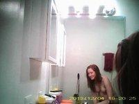 bathroom and hidden cams video on StupidCams
