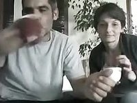 amateur couple porn shows me fondling my old couple sex pussy fucking video on StupidCams
